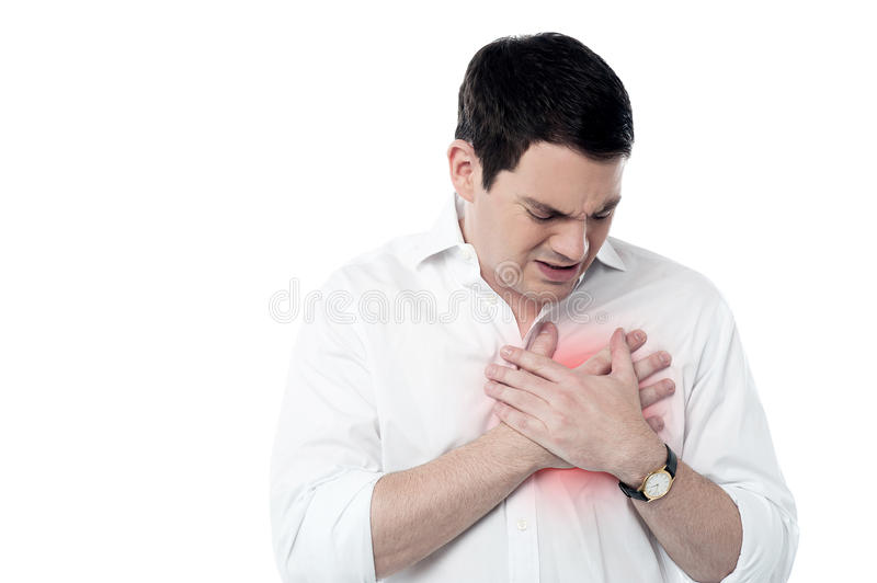 chest pain management nursing attack stock image image of 10554