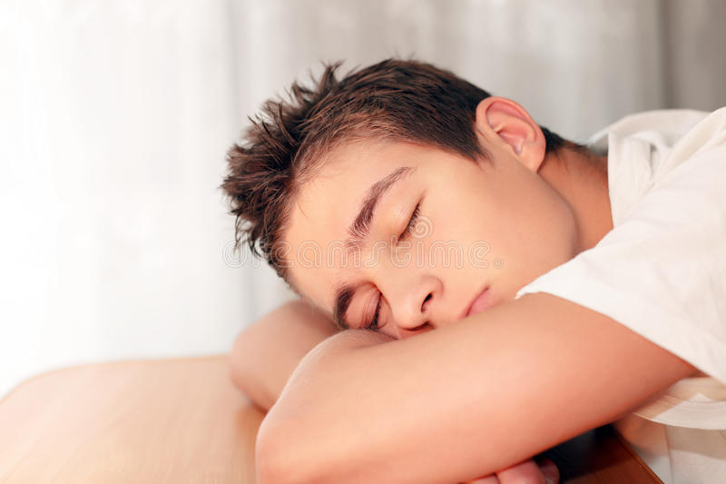 Download Young Man Sleeping Royalty Free Stock Photo - Image: 27849565