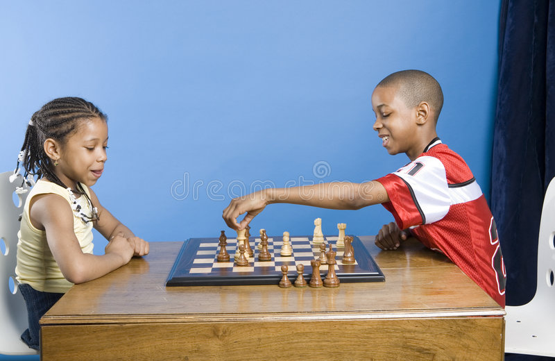 Young masters royalty free stock images