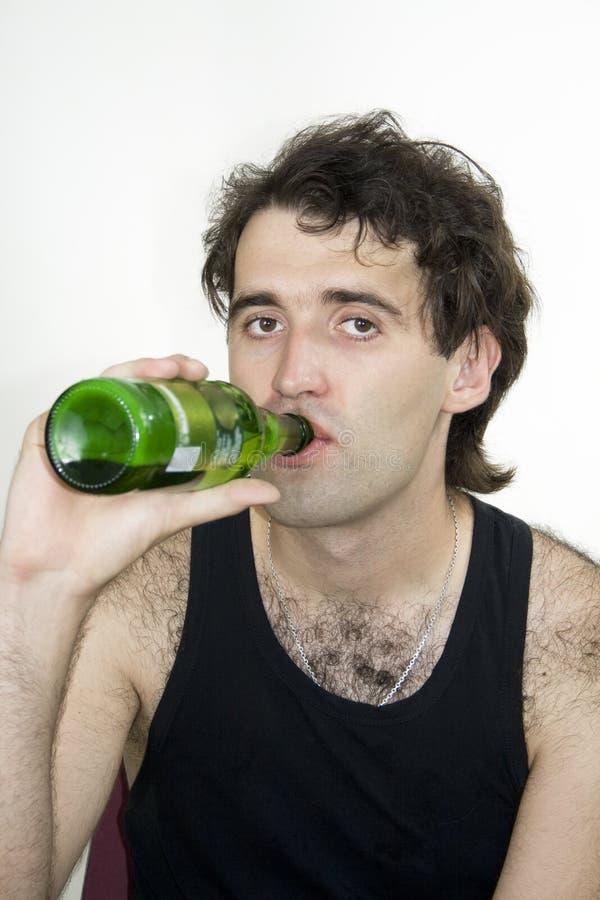 Download Young men and Beer stock image. Image of dark, black - 10178103