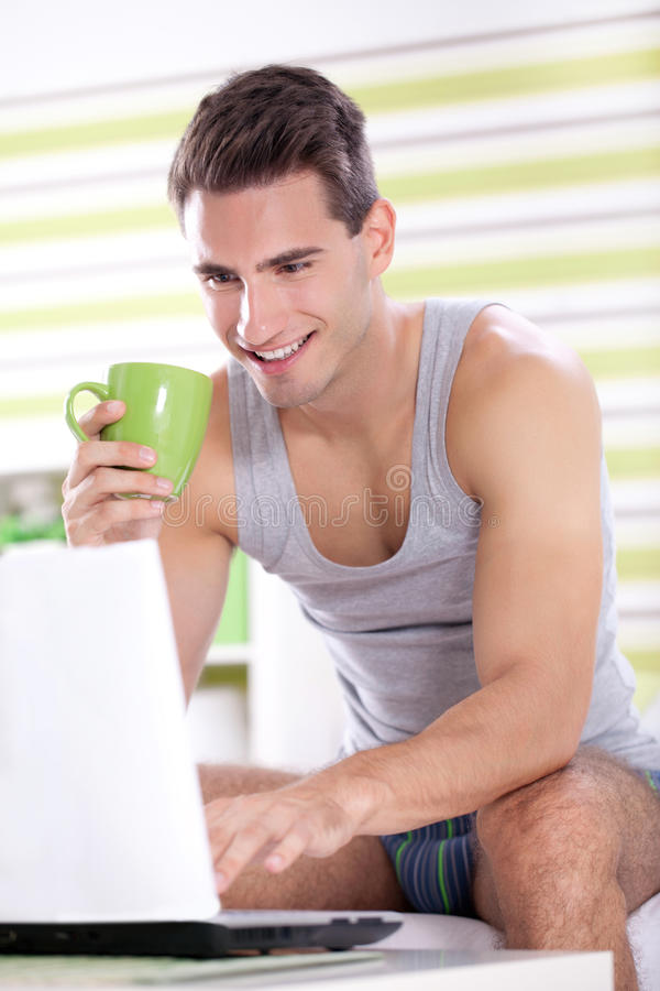 Young males using viagra