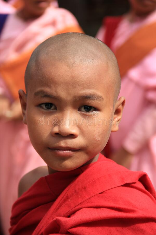 Young Monk Free Public Domain Cc0 Image