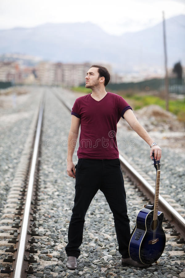 Free Young Musician Stock Image - 13800161