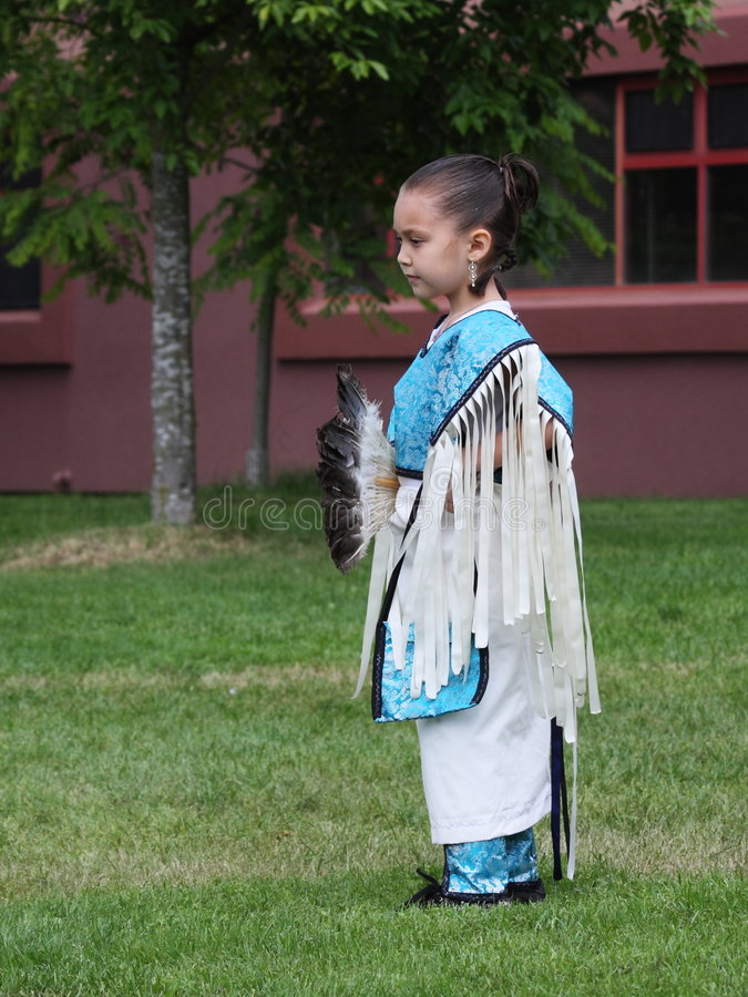 Download Young Native Dancer editorial photography. Image of columbia - 5480777