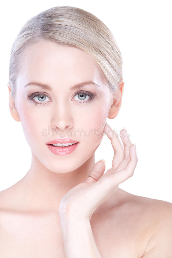 Download Young natural beauty stock image. Image of female, skincare - 23806173