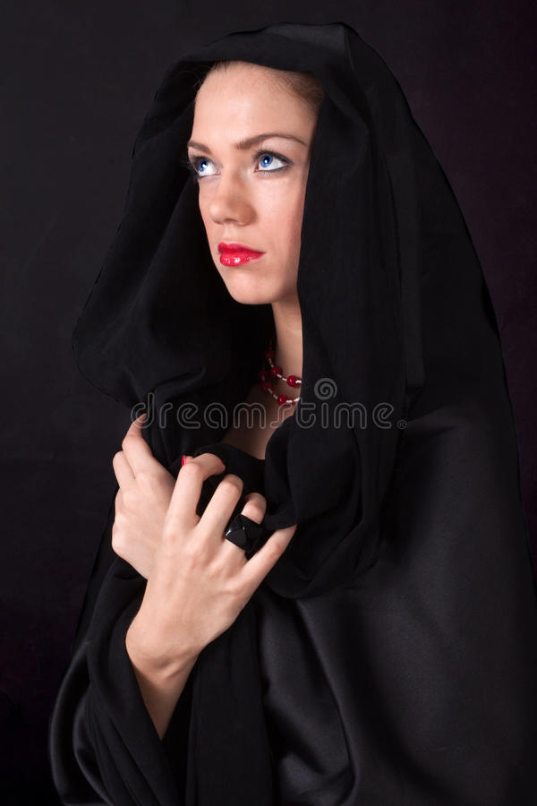 Download Young Nun Royalty Free Stock Photos - Image: 21235068
