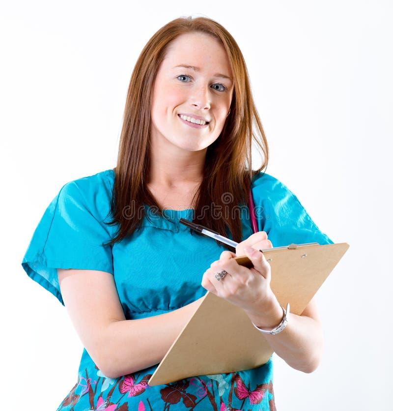 Free Young Nurse Stock Photo - 12882610