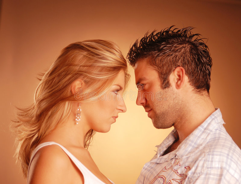 Download A young pair stock image. Image of love, together, couple - 3368737