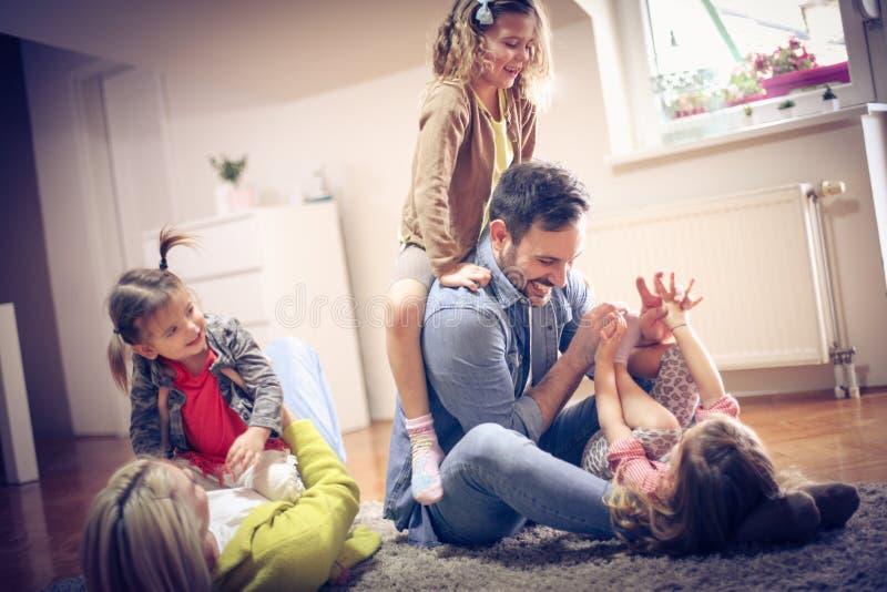 Family time. stock photo