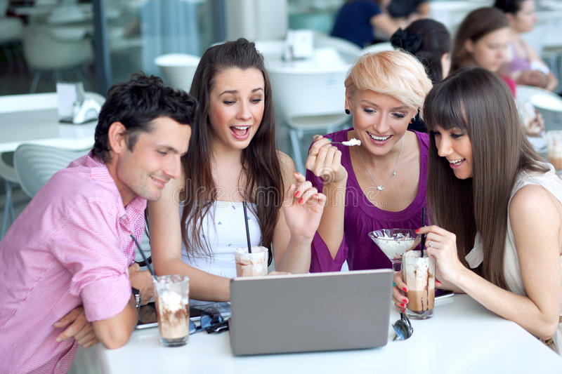 Young People Royalty Free Stock Photos