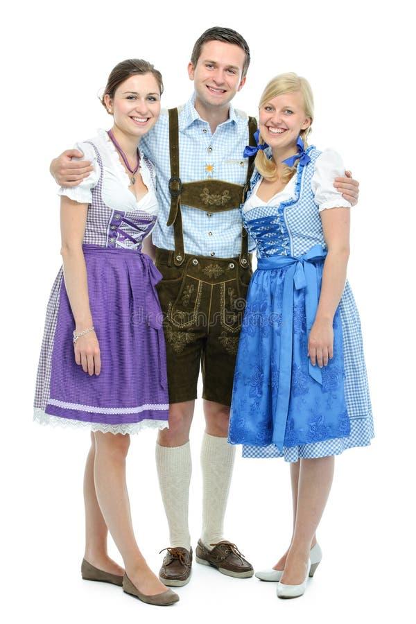 Bayerische Kleidung