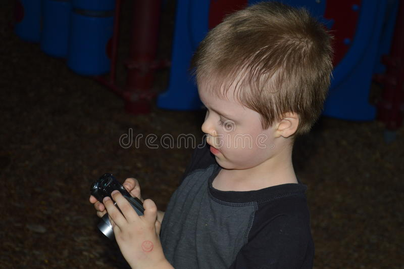 Download Young photographer at work stock photo. Image of playful - 98889504
