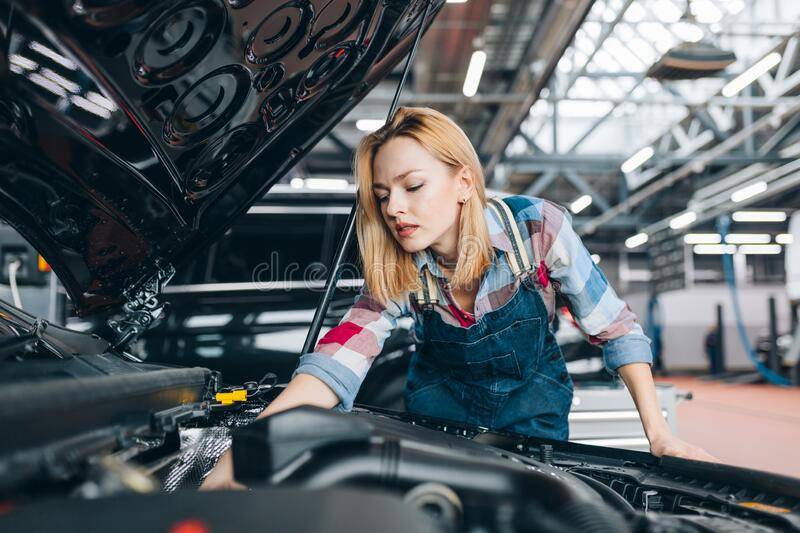 Free sexy girls in hood Sexy Female Mechanic Overalls Photos Free Royalty Free Stock Photos From Dreamstime