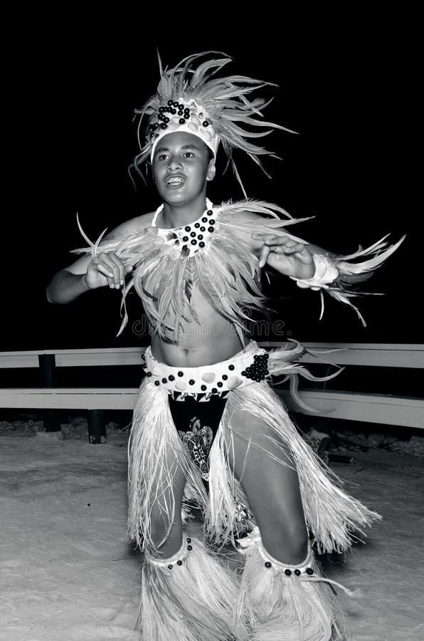 Download Young Polynesian Pacific Island Tahitian Man Dancers Stock Image - Image: 35581563