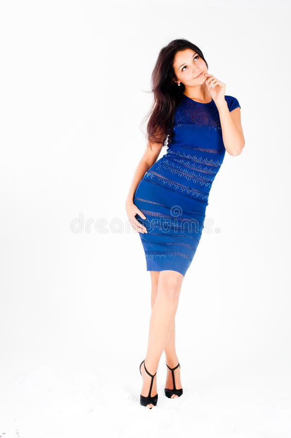 Young Pretty Woman Royalty Free Stock Photos