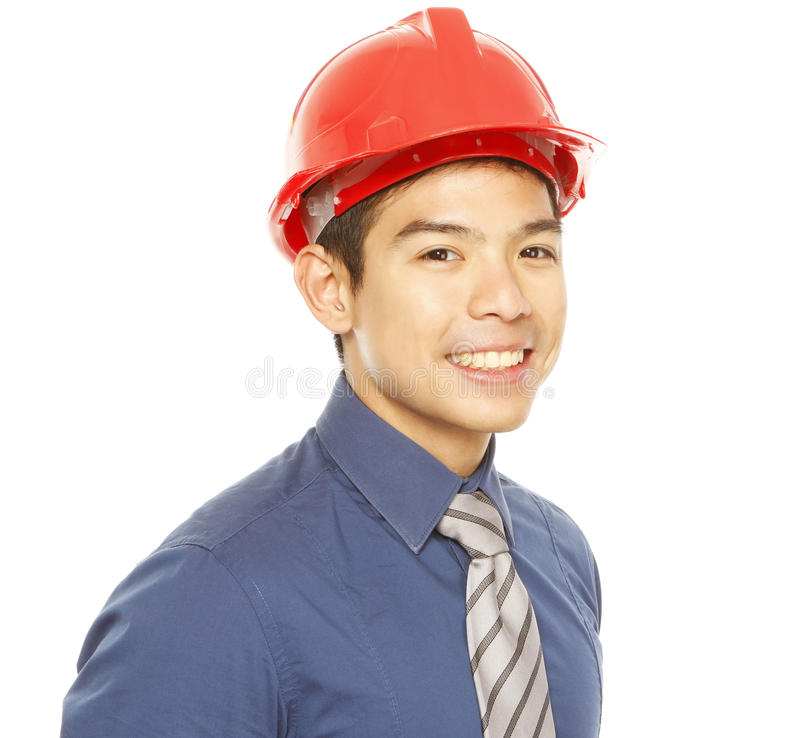 Download Young Professional Smiling stock photo. Image of hard - 25547714