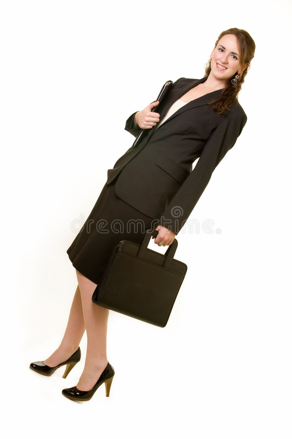 Download Young professional woman stock image. Image of suit, business - 4237039