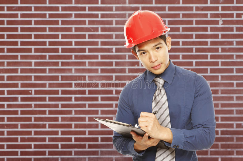 Young Professional Working Stock Images