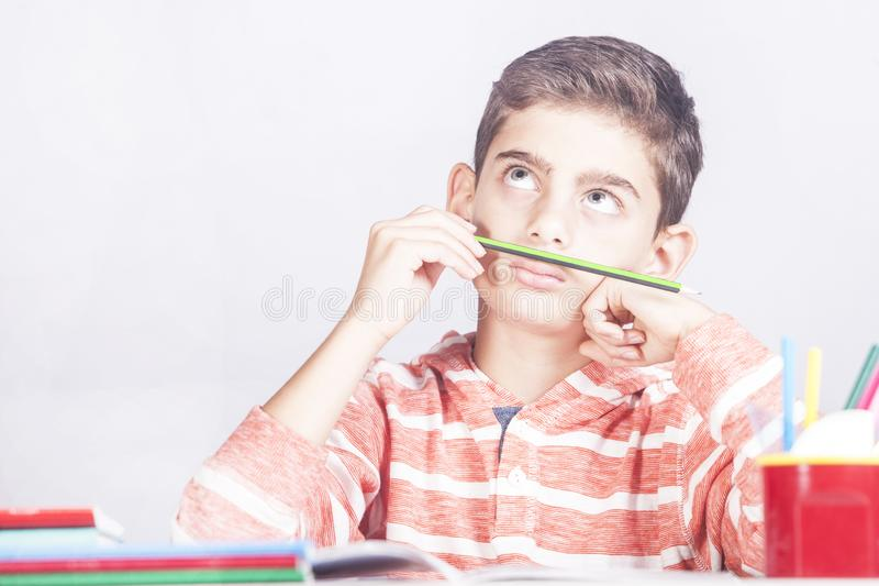 Back to school concept stock images