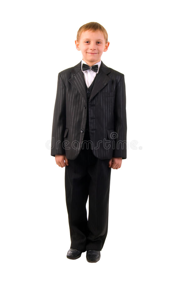 Download Young Schoolboy. stock image. Image of clothing, expressing - 13117985