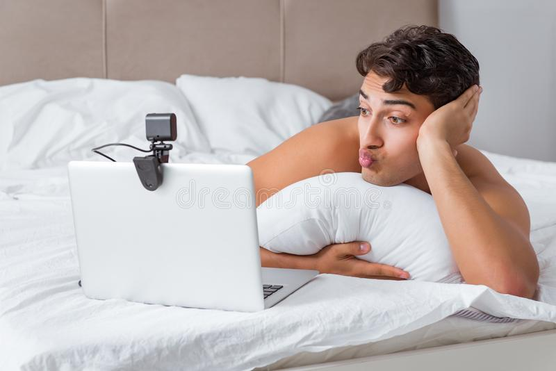 Wo man online flirtet