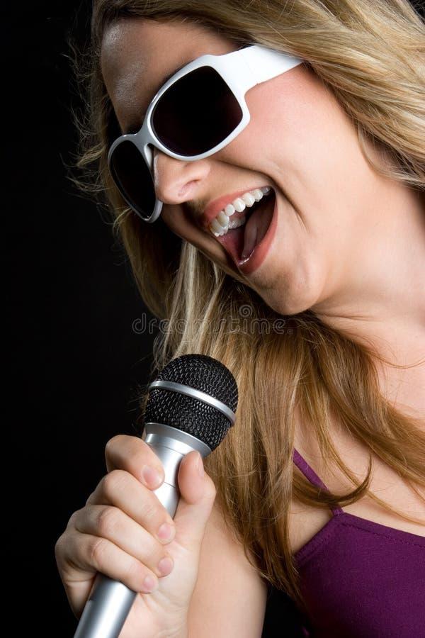 Download Young Singer stock image. Image of singing, karaoke, shades - 10371243