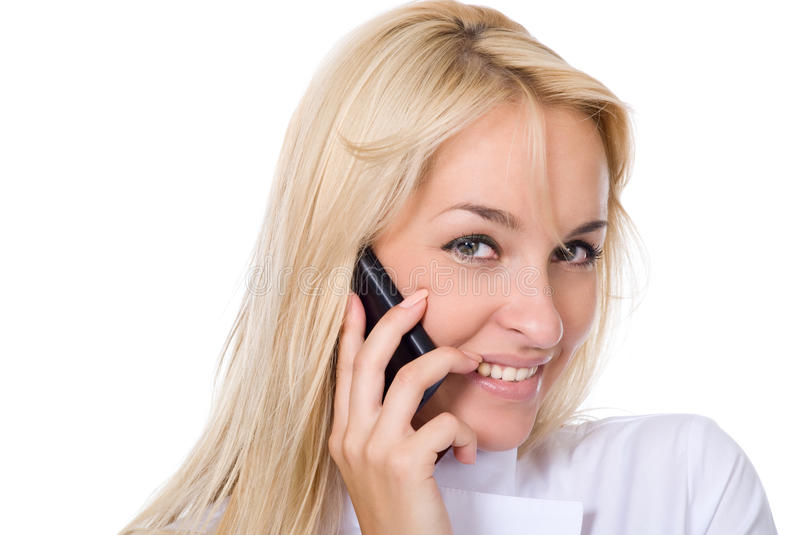 Download Young Smiling Beautiful Woman-nurse Stock Photo - Image: 26471744