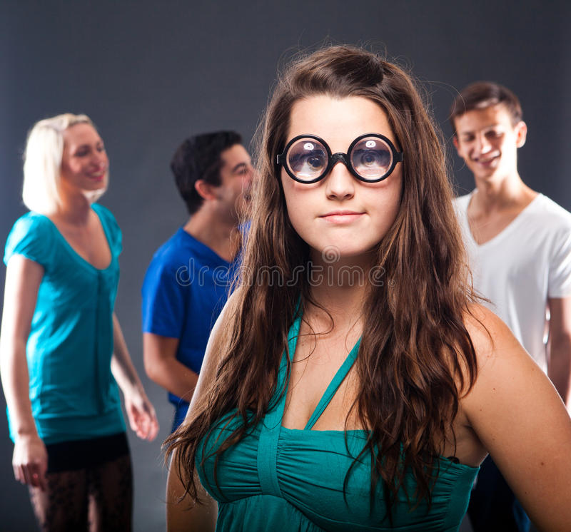 Young students partying stock photos
