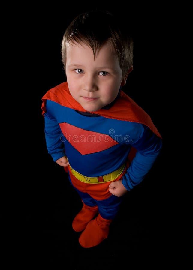 Free Young Superhero Stock Photos - 11535513