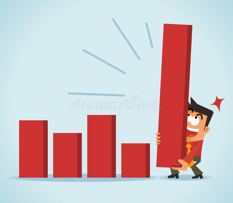 Download Young Talented Entrepreneur Marketer Stock Vector - Image: 24909948