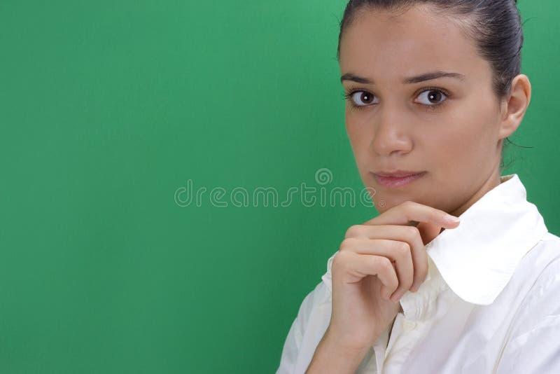 Young teacher stock photos
