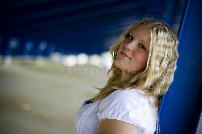 Young Teen stock photography