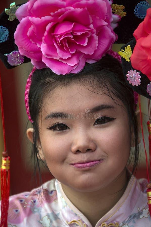 Chinese New Year Celebrations - Bangkok - Thailand stock photography