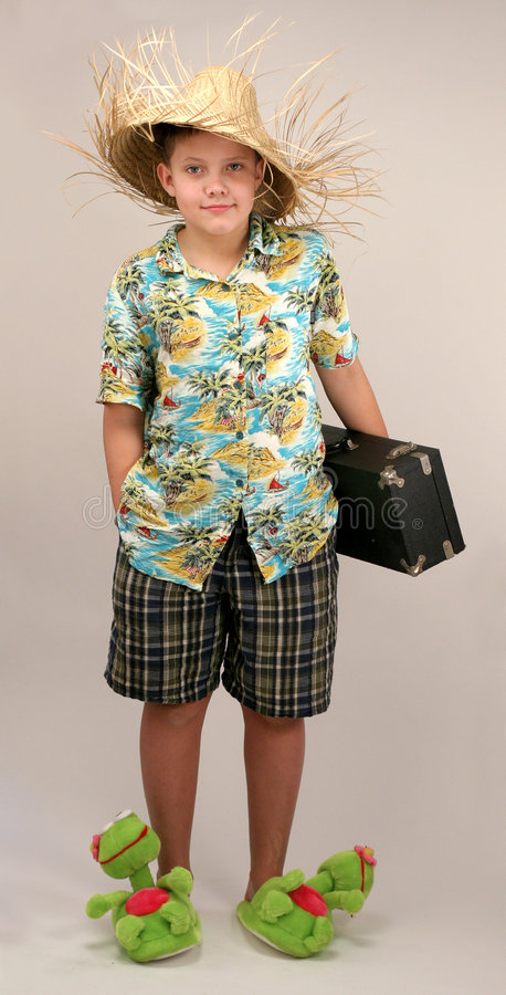 Download Young tourist stock image. Image of case, hawaii, success - 415973