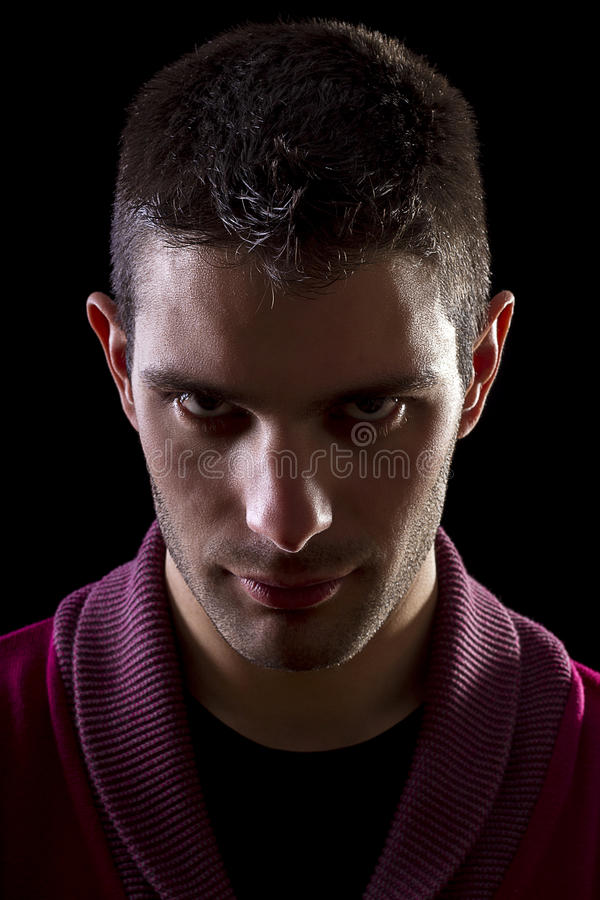 Download Young Urban Man With Mean Look Stock Photo - Image: 33198146