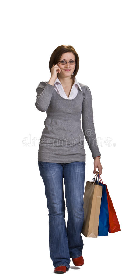 Download Young woman stock photo. Image of housewife, mobility - 10469306