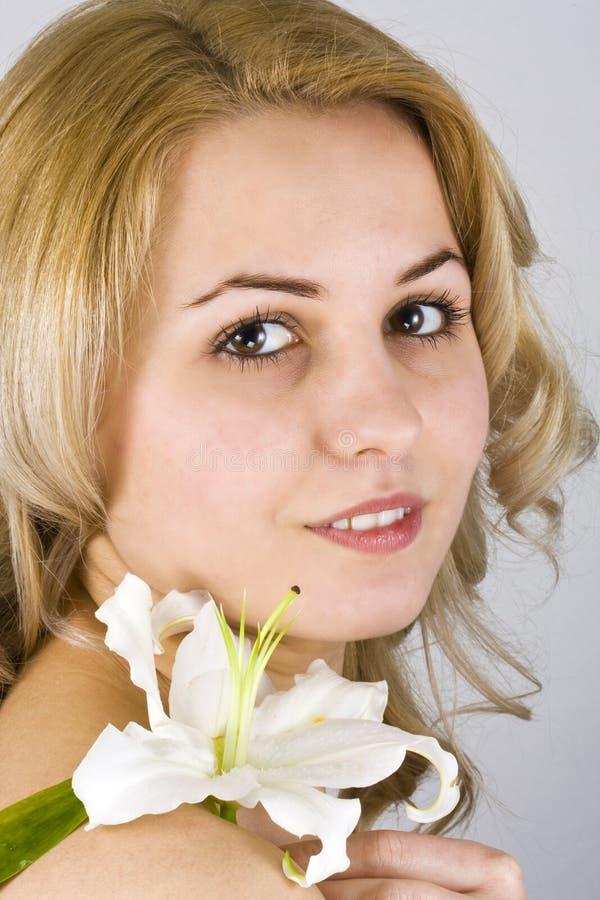 Young woman stock photos