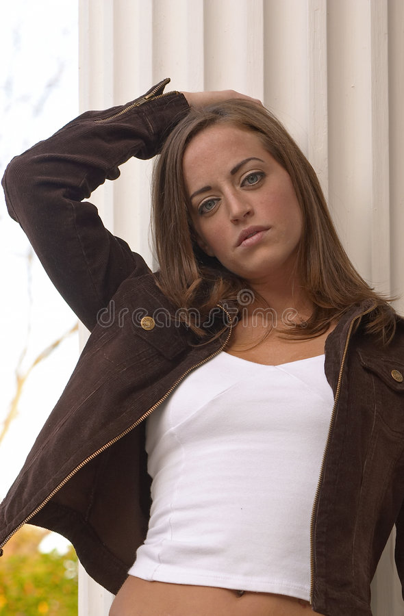 Young Woman 14 royalty free stock photos
