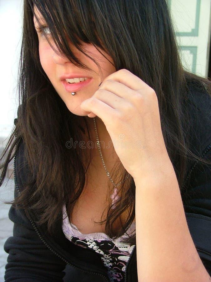 Download Young woman stock image. Image of black, woman, torso, daughter - 202987