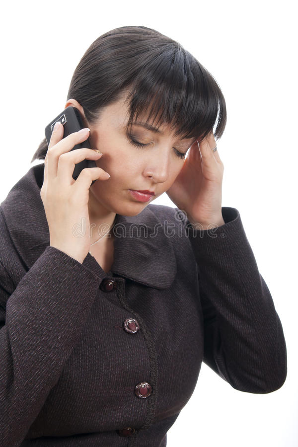 Download Young woman stock image. Image of hear, gesture, corporate - 25586271