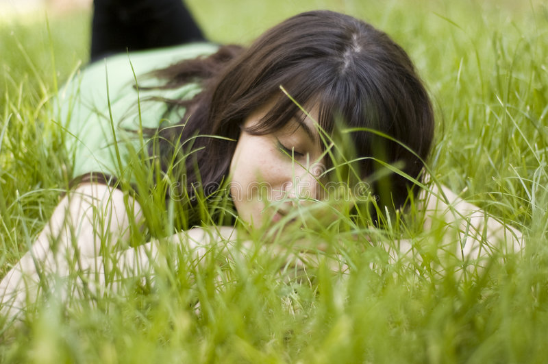 Download Young woman stock photo. Image of smiling, pretty, gather - 5202316