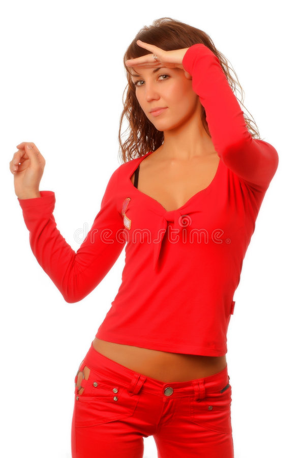Download The young woman stock photo. Image of costume, fashion - 7133706