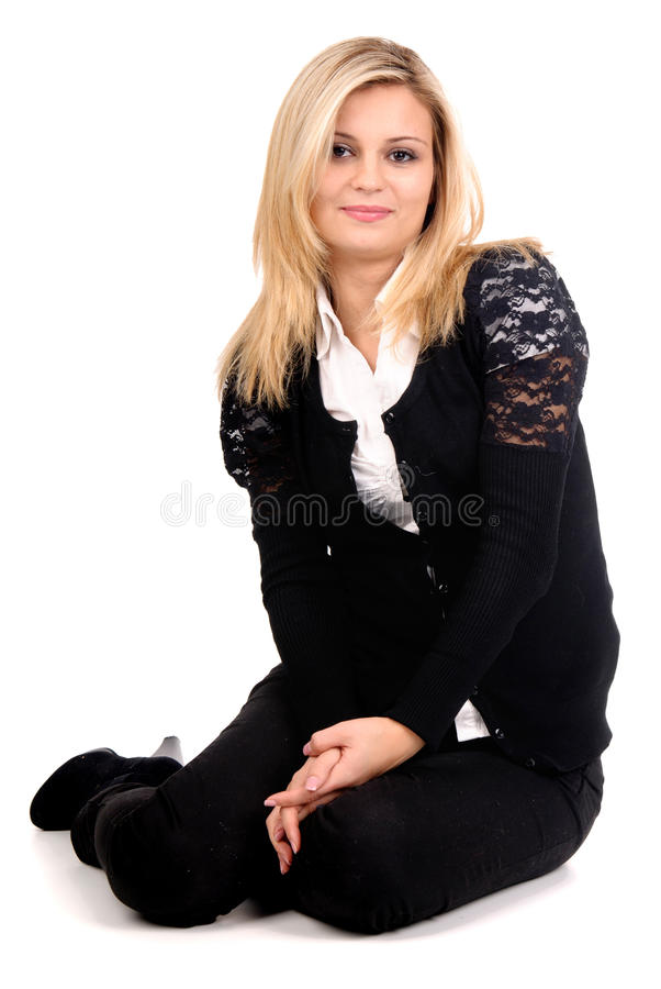 Download Young woman stock photo. Image of business, adult, blond - 31099438