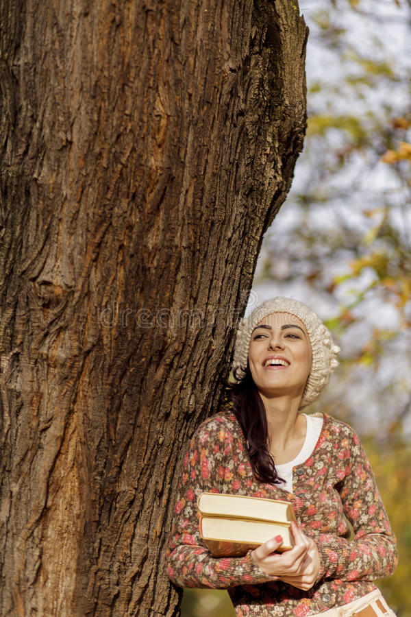 Download Young Woman With Books Stock Images - Image: 33286864