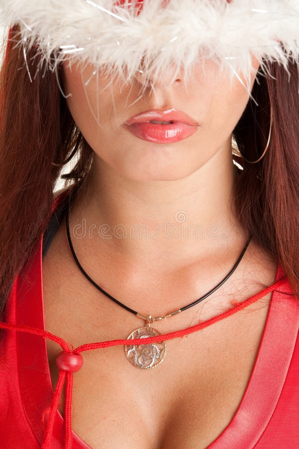 Free Young Woman Close Up Stock Photo - 7461710