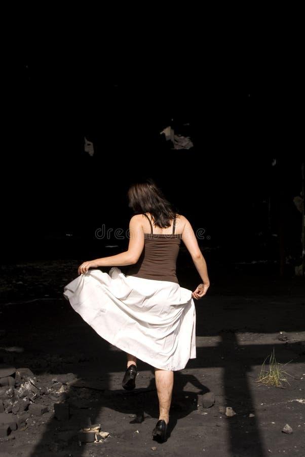 Free Young Woman Dancing Stock Photos - 9473993