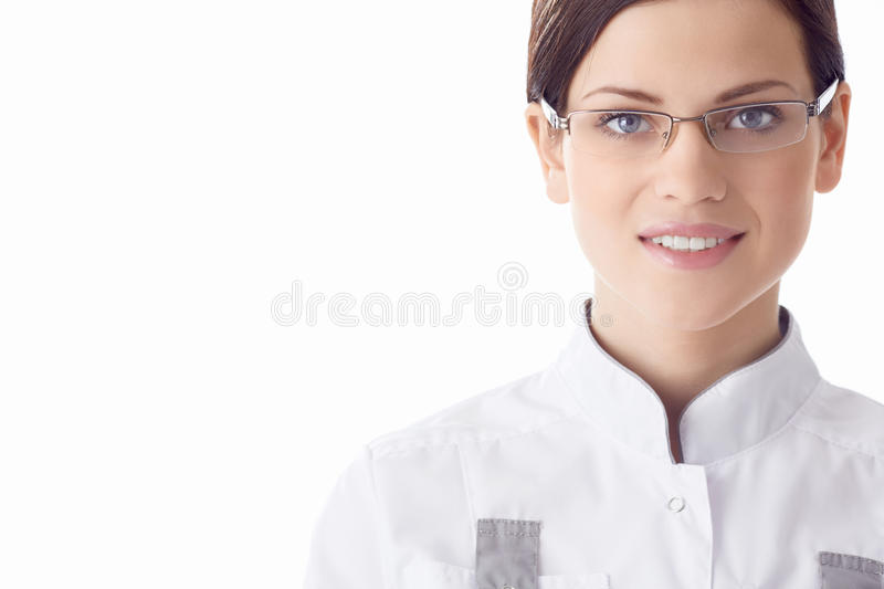 Download Young woman stock photo. Image of nurse, young, looking - 31369908