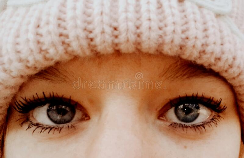 Young Teen Woman. Expressions Of Love. Young Woman. Expressions Of Love stock image