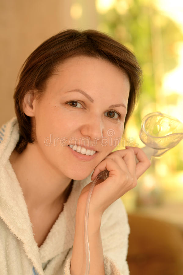 Download Young Woman Ill Royalty Free Stock Images - Image: 37110369