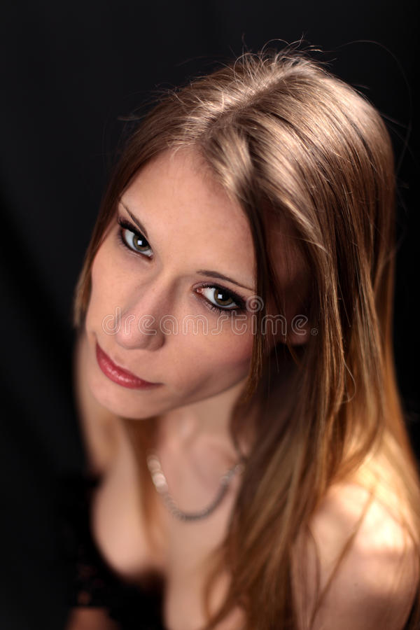 Free Young Woman Portrait Stock Photos - 13631423